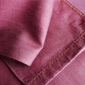Популярные моды цветные Простирания джинсовой ткани для джинсы