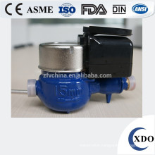 LXSY-G-15E ~ LXSY-G-25E/E series photoelectric direct-reading remote water meter