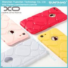 Caso de telefone bonito colorido TPU macio para iPhone 7 iPhone 7plus