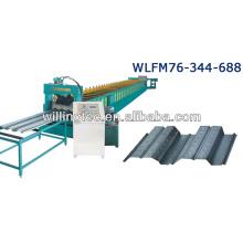 High Quality Rolling Steel Floor Decking Machine