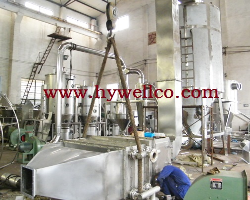 Egg Liquid Drying Machine