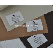 Высокая конец света лайкра шерстяной коричневый костюм ткань для склада