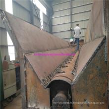 Machine d'épluchage en bois résistante