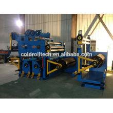 Máquina de enrolamento de folha para fabricação de transformadores