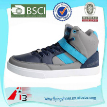 men new look high top skateboard footwear