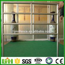 China Factory Used Cheap Galvanized Horse Paddock Fence