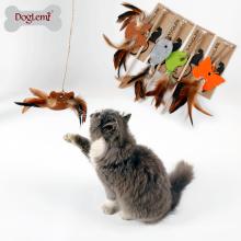 2018 Melhor Gato Fornece Sino Interativo Brinquedo Do Gato Natureza Sentiu Pena Teaser