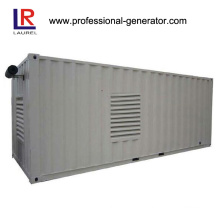 1.6MW Containerized Diesel Generator with German Technology