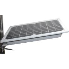 6W Alle in einem Solar Gartenhaus LED Straßenlaterne