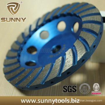 Metal Bond Turbo Concrete and Stone Diamond Cup Grinding Wheels