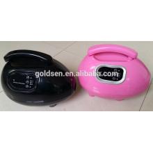 Home Mini Skin Bräunen Bett Maschine System Handheld HVLP Spray Tan Gun Portable Professionelle Indoor Body Bräunung Lotion