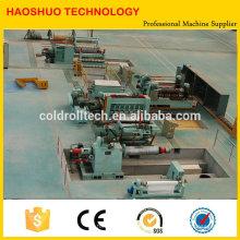 Hochwertige HR CR SS GI Nagelneue oder gebrauchte Stahlspule Schlitzlinie