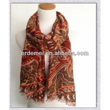 polyester pashmina shawl nepal