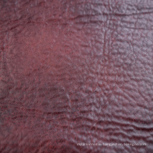2016 Wholesale 100%Polyester Synthetic Leather Fabric From Factory