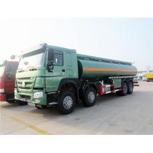 Camión cisterna de aceite Howo 8X4