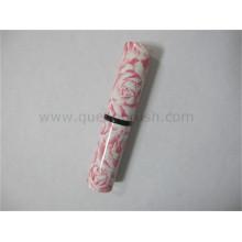 Hot Sale Pink Rose Design Retractable Brush