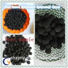 Заводская цена угля на основе сферического активированного угля