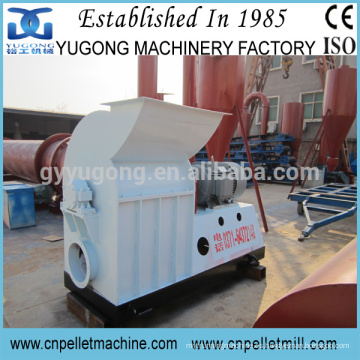 Yugong alta eficiencia rectificadora de madera