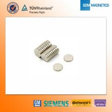 D10*2mm N42 Neodymium Magnet