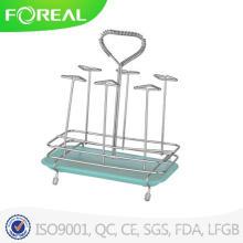 Smart Metal Wire Glasbecherhalter