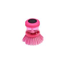 9,5 * 7 * 7 Розовая Хорошая Цена Пластиковая Палм Скраб Горшок Блюдо