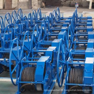 Fabrikpreis Standard-Handmanuelle Ankerwinde