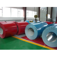 Alloy 1060 1100 3003 5005 PE PVDF Color Coated Aluminum Aluminium Coil by Ce SGS Standards