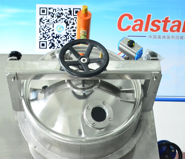 Cleaning Agent Solvent Recovery Machine