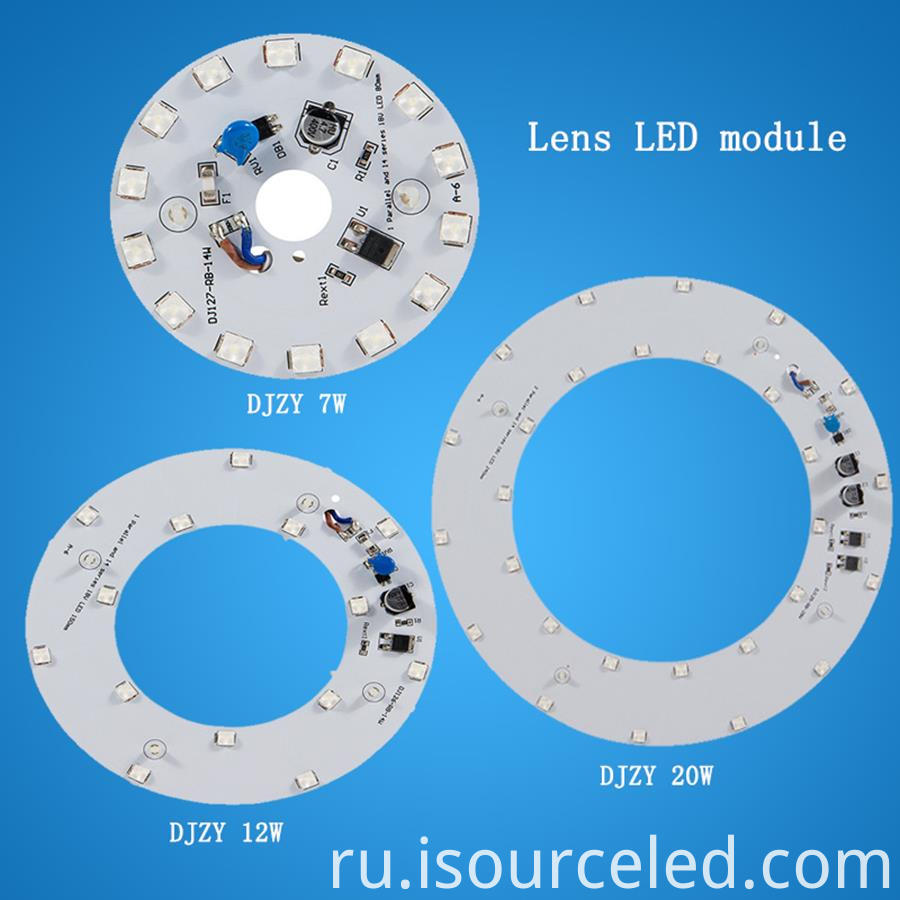CE RoHS certified led module 8w-40w super bright