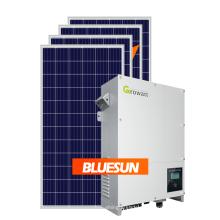Sistema de generación de electricidad solar para el almacenamiento de energía solar del sistema solar doméstico 3kw