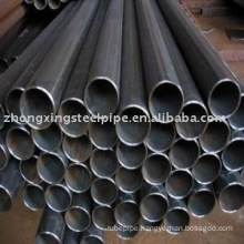ERW welded carbon steel round pipe