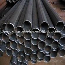 Aço redondo tubo de carbono ERW soldada