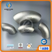 ASME B16.9 Stainless Steel Fitting Stainless Steel 90d Elbow Pipe Fitting (KT0027)