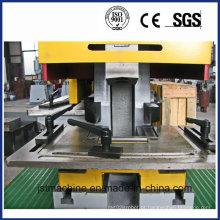 Placa de seção Ferramentas de entalhe para trabalhador de ferro hidráulico (série Q35Y)
