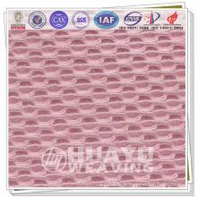 YT-0024,3d tissu en maille d'air pour coussin massager