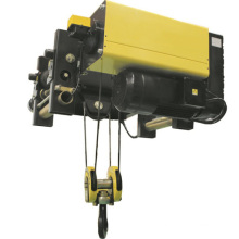 16ton Single Beam Europe Electric Wire Rope Hoist For Overhead Crane