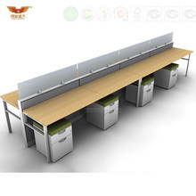 New Design Modern Straight Call Center Office Partition Workstation (HY-280)
