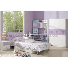 Wooden Kid Bedroom Furniture for Girl (WJ277363)