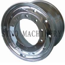22.5X11.75 Inch Forged Aluminum Truck Wheel Rim