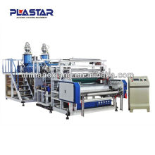 Width 500mm single layer co-extrusion stretch Strech film machine film extrusion pallet stretch wrapper machine