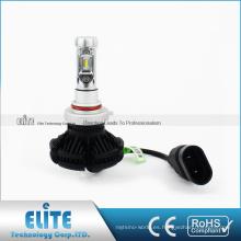 X3 H7 9005 9006 H10 9012 H8 H11 H16 PSX24 P13W 6000LM 25W PHI-ZES DC9V Single White Beam Ventilador sin accesorios Piezas del coche