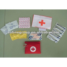 Medical Emergency First Aid Kit with CE&ISO