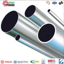 Aleación de aluminio / aluminio 6063, 3003 Tubo sin fin de torneado