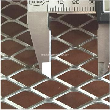 SUS Expanded Metal Mesh