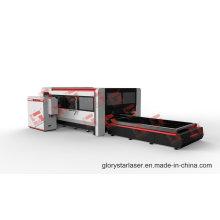 Machine de découpe laser Ipg 1000W pour acier inoxydable de 0 à 14 mm