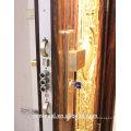 Porte de coulée en aluminium extérieure avant de luxe moderne de catégorie supérieure de genregal
