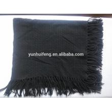 interior mongolia 100% cachemira tejer scarf.shawl