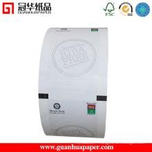 Papier thermique SGS pour guichet automatique à bas prix