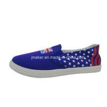 2016 Men Fashionable Unionflag Slip on Shoes