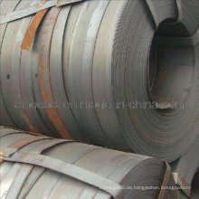 Schwarzer und verzinkter Stahlstreifen-Stahl-Streifen-Galvanisierter Stahlstreifen